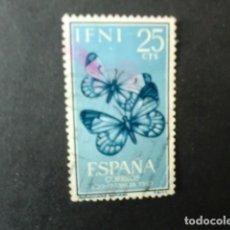 Sellos: IFNI,1963,PRO INFANCIA,EDIFIL 195,USADO,(LOTE AB). Lote 80347253