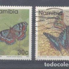 Sellos: NAMIBIA, USADOS. Lote 80836599