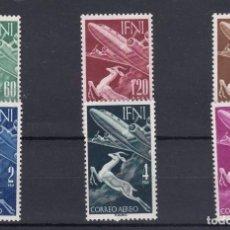 Sellos: 29LOTE4 IFNI EDIFIL Nº 89/94 CON CHARNELA. Lote 88754020