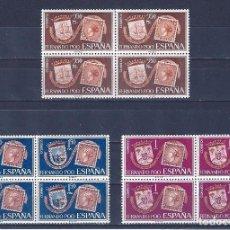 Sellos: EDIFIL 262-264. FERNANDO POO. CENTENARIO PRIMER SELLO DE FERNANDO POO 1968 (SERIE COMPLETA). MNH **. Lote 89012452