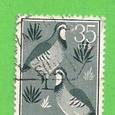 Sellos: EDIFIL 161 - IFNI - PRO INFANCIA - PERDICES. (1960).. Lote 90081028