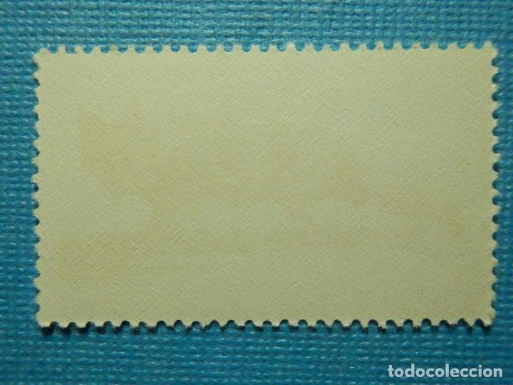 Sellos: SELLO - ESPAÑA - IFNI - DIA DEL SELLO 1957 - 20 CTS - EDIFIL 140 - NUEVO SIN CHARNELA - Foto 2 - 91006435