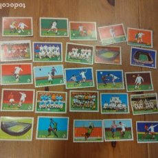 Sellos: FUTBOL REAL MADRID - SELLOS CONMEMORATIVOS GUINEA ECUATORIAL 75 ANIVERSARIO DEL CLUB. Lote 91291620