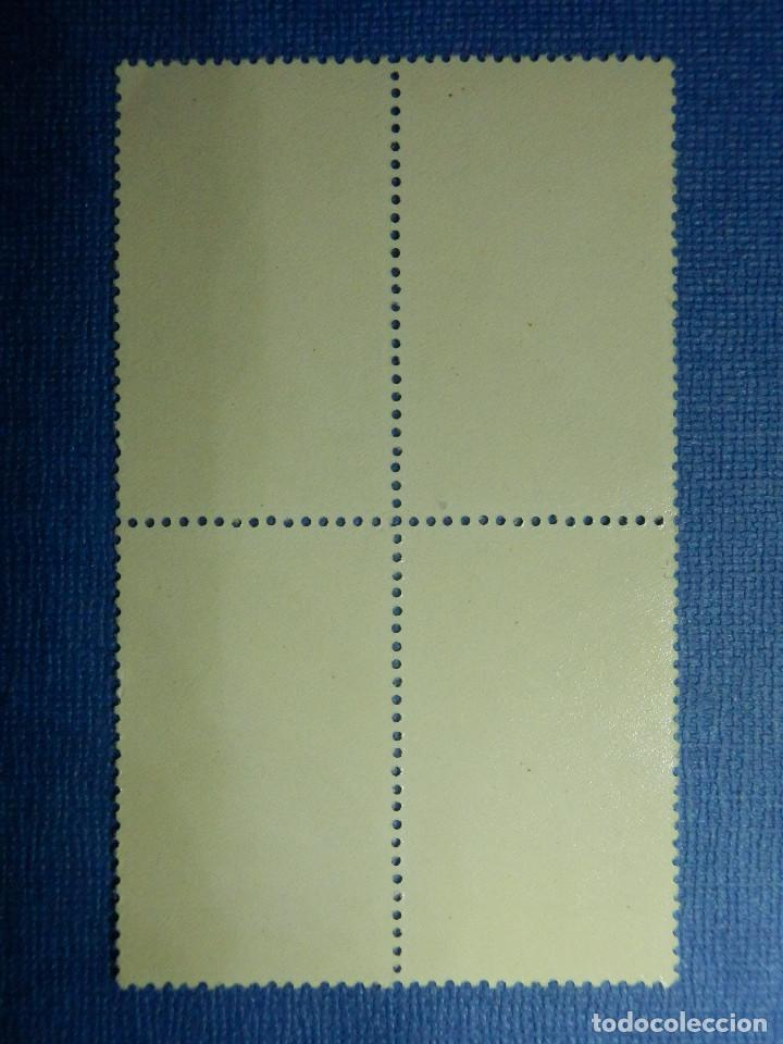 Sellos: SELLO - ESPAÑA - Fernando Poo - PRO INFANCIA - EDIFIL 189 - 1960 - 15 + 5 CTS - BLOQUE DE 4 - NUEVOS - Foto 2 - 91309965