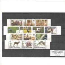 Sellos: GUINEA ECUATORIAL. AÑO 2008. COMPLETO**. Lote 93824025