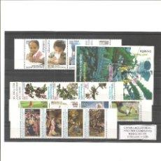 Sellos: GUINEA ECUATORIAL. AÑO 2009 COMPLETO**. Lote 93824825
