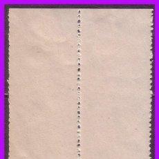 Sellos: ELOBEY, ANNOBÓN Y CORISCO 1907 ALFONSO XIII, EDIFIL Nº 42 B4 * *. Lote 95519887