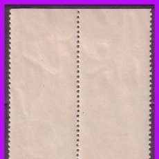 Sellos: ELOBEY, ANNOBÓN Y CORISCO 1907 ALFONSO XIII, EDIFIL Nº 44 B4 * *. Lote 95520195