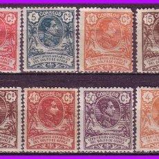 Francobolli: GUINEA 1909 ALFONSO XIII, EDIFIL Nº 59 A 71, SIN 69 * . Lote 95840615