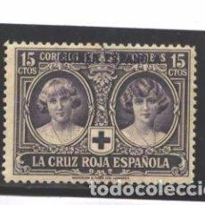 Sellos: GUINEA E. 1926 - EDIFIL NRO. 181 - CRUZ ROJA - 15C. - NUEVO - SEÑAL TIEMPO. Lote 96040351