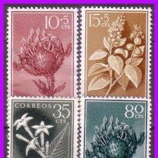 Sellos: RIO MUNI 1960 PRO INFANCIA, EDIFIL Nº 10 A 13 * *. Lote 96415831