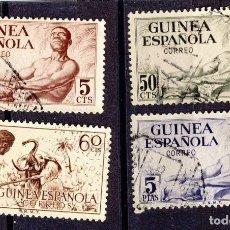 Sellos: GUINEA ESPAÑOLA.- 2.-. Lote 100705087
