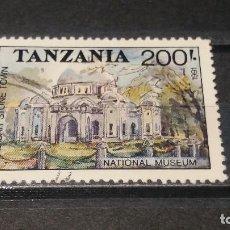 Sellos: SELLO USADO TANZANIA. 1992. THE STONE CIUDAD DE ZANZIBAR.. Lote 101525307