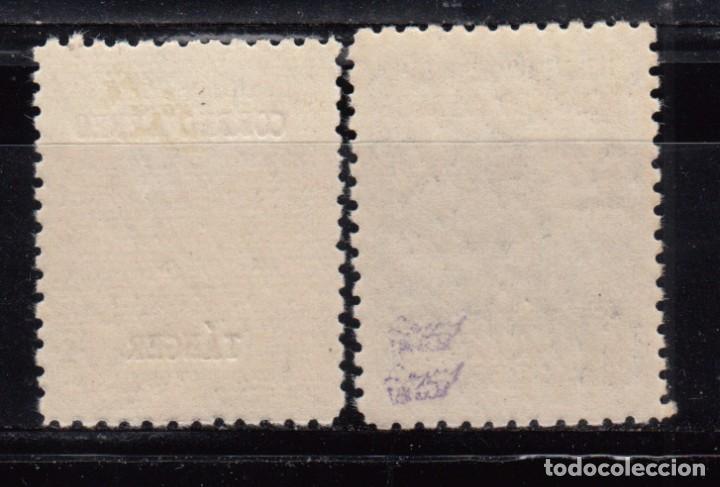 Sellos: TANGER , 1939 EDIFIL Nº 110 , 110hcc , / ** / , ERROR DE COLOR , - Foto 2 - 102113663