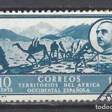 Sellos: ESPAÑA / AFRICA OCCIDENTAL - SELLO USADO. Lote 102438459