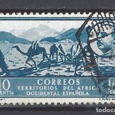 Sellos: ESPAÑA / AFRICA OCCIDENTAL - SELLO USADO. Lote 102438463