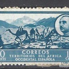 Sellos: ESPAÑA / AFRICA OCCIDENTAL - SELLO USADO. Lote 102438467
