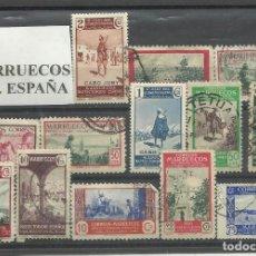 Sellos: LOTE SE SELLOS DE MARRUECOS DEPENDENCIA ESPAÑOLA. Lote 103564015