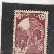 Sellos: MARRUECOS E. 1933-35 - EDIFIL NRO. 140 - VISTAS Y PAISAJES - USADO. Lote 103630292