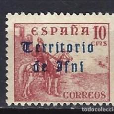 Sellos: ESPAÑA - IFNI - SELLO NUEVO CON CHARNELA. Lote 103974467