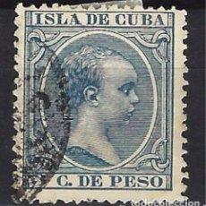 Sellos: ESPAÑA - CUBA - SELLO USADO. Lote 103974839