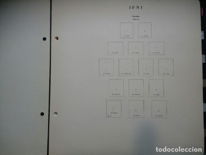 Sellos: Antiguas hojas de sellos IFNI . 1938 A 1966 ( 19 imágenes) - Foto 3 - 180906851