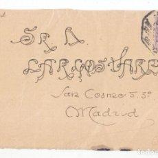 Briefmarken - FRONTAL. MATASELLOS MARRUECOS. ESTAFETA DE CAMPAÑA. 1923. SELLO DEL MEDALLÓN. RARO - 104045219