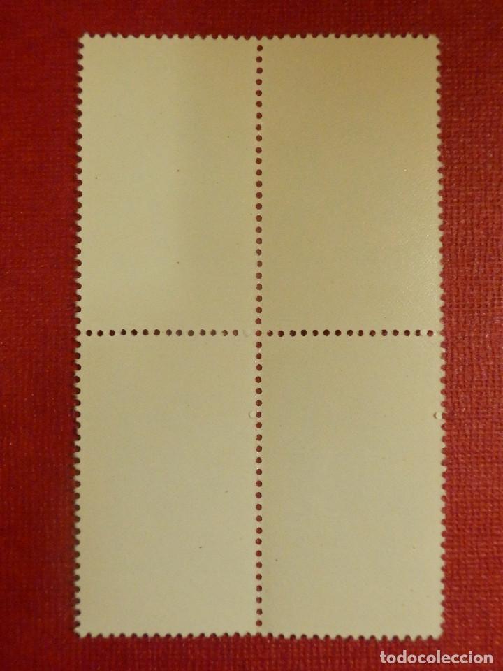 Sellos: SELLO - ESPAÑA - SAHARA - EDIFIL 150 - PRO INFANCIA - 1958 - EN BLOQUE DE 4 - - Foto 2 - 109400403