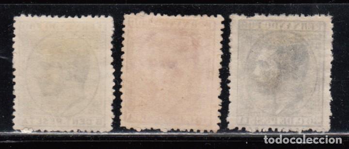 Sellos: FERNANDO POO , 1879 EDIFIL Nº 2 / 4 ( * ) - Foto 2 - 111645927