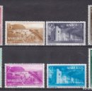 Sellos: MARRUECOS ZONA NORTE 1956. SERIE COMPLETA NUEVA SIN FIJASELLOS EDIFIL Nº 1/8 MUY BUENA CALIDAD . Lote 113111643