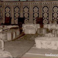 Sellos: S0002 FOTO POSTAL DE SIDI IFNI, (SAHARA ESPAÑOL), TAMAÑO 14 X 9 CM. ESCRITA.. Lote 113205335