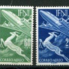Sellos: EDIFIL 89/94 DE IFNI, NUEVOS SIN FIJASELLOS.. Lote 115284696