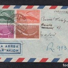 Sellos: 1954.- SANTA ISABEL A MADRID. Lote 116521683
