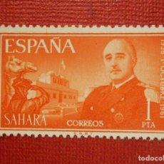 Sellos: SELLO - ESPAÑA - SAHARA - EXCOLONIAS - 1961 - EDIFIL 196. Lote 117418611