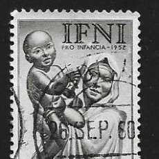 Sellos: IFNI. Lote 117883767
