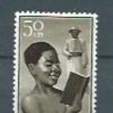 Sellos: RÍO MUNI, 1960,SERIE GENERAL,YVERT 2,NUEVOS,MNH**. Lote 118123356