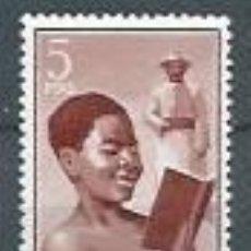 Sellos: RÍO MUNI, 1960,SERIE GENERAL,YVERT 8,NUEVOS,MNH**. Lote 118123364