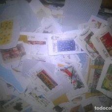Sellos: ATM -ETIQUETAS DE ESPAÑA USADO 500GRMS. Lote 119531107