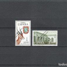 Timbres: SAHARA ESPAÑOL Nº 274 AL 275 (**). Lote 120029647