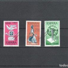Timbres: SAHARA ESPAÑOL Nº 254 AL 256 (**). Lote 120031603