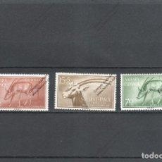 Timbres: SAHARA ESPAÑOL Nº 110 AL 112 (**). Lote 120032935
