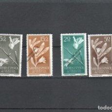 Sellos: SAHARA ESPAÑOL Nº 113 AL 116 (**). Lote 120033019