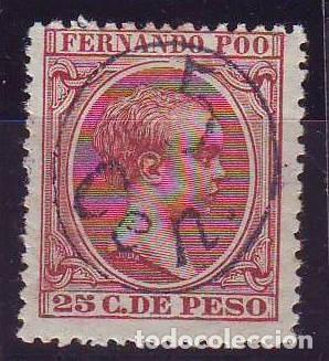 FERNANDO POO 40 H* MH VC 55 EUROS (Sellos - España - Colonias Españolas y Dependencias - África - Fernando Poo)