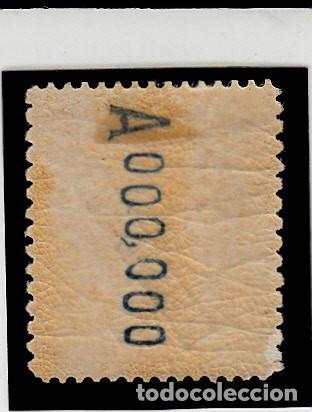 Sellos: MARRUECOS 1914 NUM. 41 NUEVO CON FIJASELLOS -----RARO NUM. A000000----- - Foto 2 - 120675531