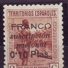 Sellos: GUINEA LOCALES 2 NUEVO SIN GOMA. Lote 120820275