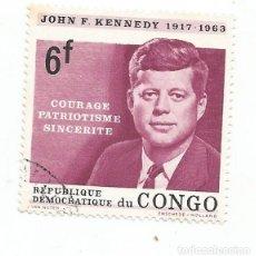Sellos: CONGO, BONITO SELLO Nº 553. Lote 120947619