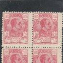 Sellos: LA AGÜERA 1923 - EDIFIL NRO. 22 - BLOQUE 4 - NUEVOS. Lote 123502424