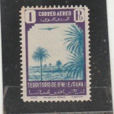 Sellos: IFNI 1943 - EDIFIL NRO. 31 - NUEVO - GOMA AMARILLENTA DEL TIEMPO. Lote 125088510