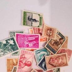 Selos: 28 SELLOS DE COLONIAS ESPAÑOLAS EN AFRICA NUEVOS SIN GOMA. Lote 125239667