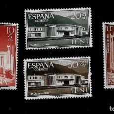 Sellos: IFNI - DIA DEL SELLO - EDIFIL 172-75 - 1960 - NUEVOS SIN FIJASELLOS. Lote 263049220